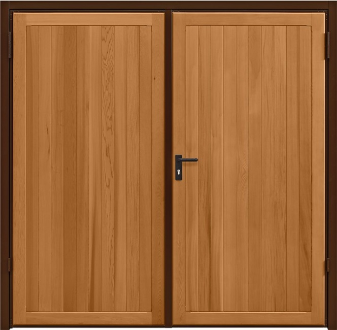 Timber Panel Kingsbury