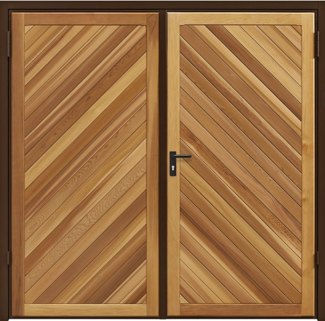 Timber Chevron Cedar
